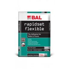 BAL Rapid Set Flexible Grey 20kg