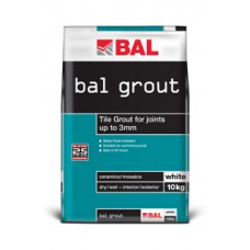 BAL Grout 3.5kg WHITE